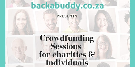 Online Crowdfunding Workshop: Raising Funds for your Charity tickets