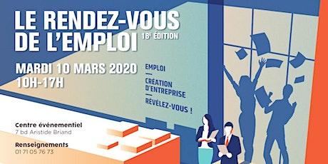 Rendez-vous de l'Emploi  2020 : Révélez vos talents ! billets