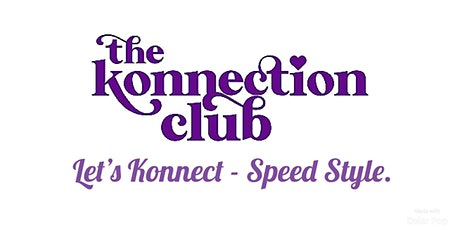 Let's Konnect-Speed Style!  (Men/Women   54 - 64) tickets