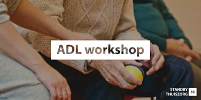 Evenement Workshop ADL niveau 1 en 2
