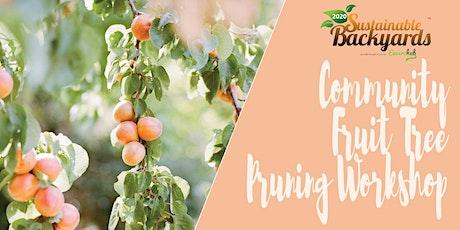 Community Fruit Tree Pruning Workshop tickets