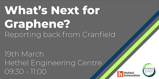 What's Next for Graphene -  Learning from Cranfield