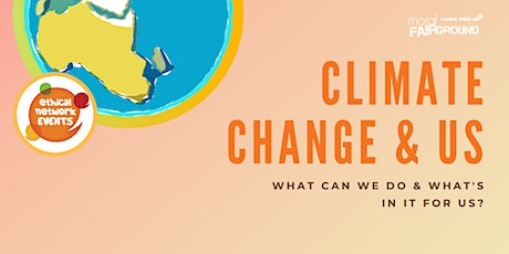Climate Change and us - what can we do and what's in it for us? tickets