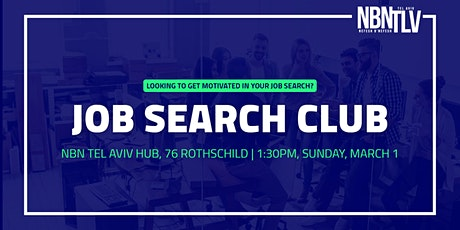Job Search Club tickets