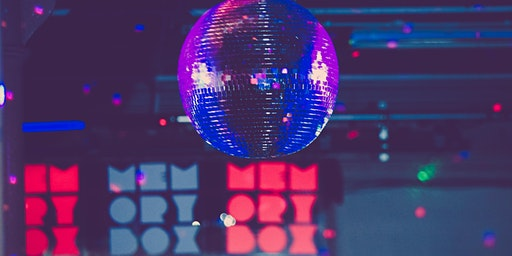 Memory Box - Disco in the House w/ Friendly Fires (DJ set)