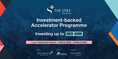The STILE Initiative: 1-on-1 Virtual Info Session tickets
