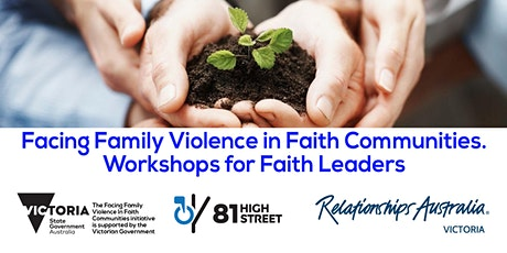 Facing Family Violence in Faith Communities (Workshop 1) tickets