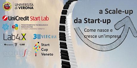 Da Start-up a Scale-up | come nasce e cresce un'impresa biglietti