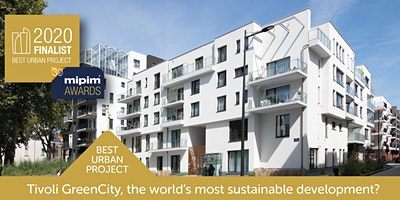 A project in the heart of Brussels nominated for a MIPIM award