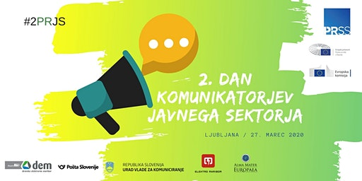 2. Dan komunikatorjev javnega sektorja