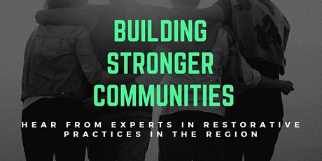 Restorative Practice and Building Stronger Communities tickets