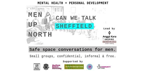 MEN UP NORTH Sheffield - CAN WE TALK #33 tickets