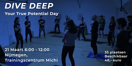 True Potential Day: Dive Deep