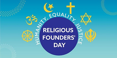 Religious Founders Day tickets