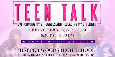 Teen Talk: Overcoming My Struggles & Releasing My Strength