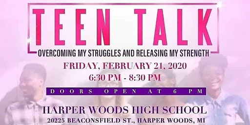 Teen Talk: Overcoming My Struggles & Releasing My Strength