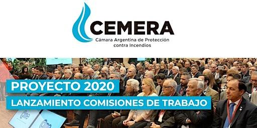 CEMERA 2020- LANZAMIENTO DE NUEVAS COMISIONES