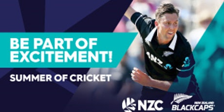Blackcaps V Australia T20 International tickets