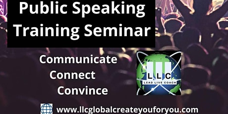 Public Speaking Training Seminar tickets