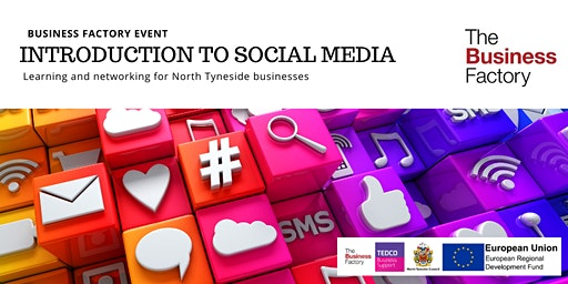 Introduction to Social Media   Tuesday 3rd March at 9.30am