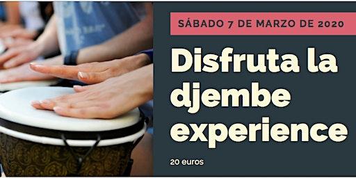 Djembe-Experience