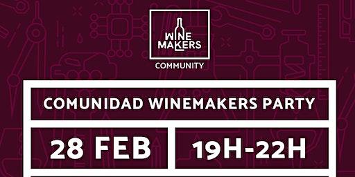 """Fiesta de la comunidad """"Winemakers"""""""