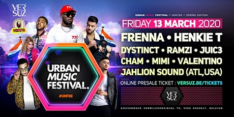 Urban Music Festival tickets