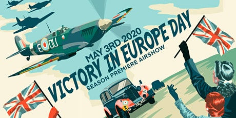 Season Premiere Airshow VE Day! tickets