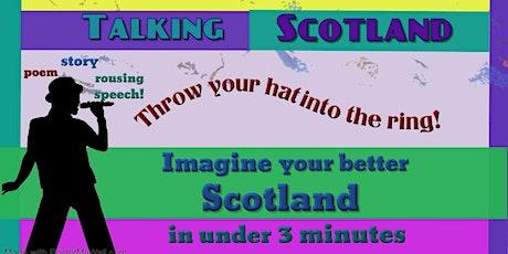Talking Scotland tickets