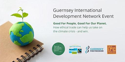 Guernsey International Development Network Event - Ethical Trade