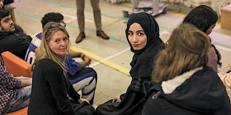 Erasmusgesprek: zijn vluchtelingen welkom? tickets
