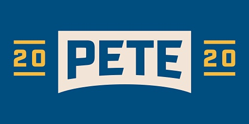 Pete-Up Cologne! Pete for America 2020