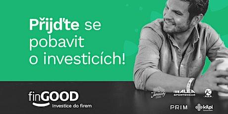 Než půjdete do banky aneb jak investovat v roce 2020 - Praha tickets