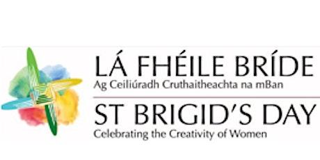 St Brigid's Reception – Celebrating the Creativity of Women tickets