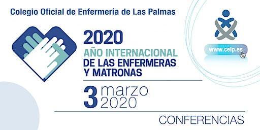 Conferencias 3 de marzo de 2020