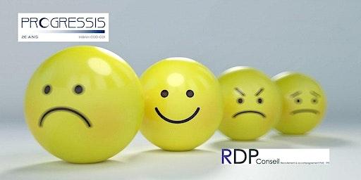 Conférence RH sur la place des émotions en entreprise !