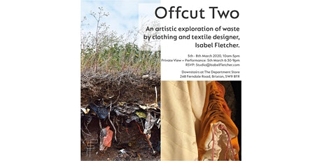 Offcut Two Private View tickets