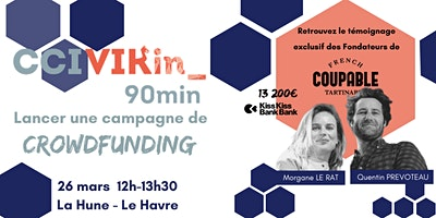 CCI VIKin_90min : Crowdfunding
