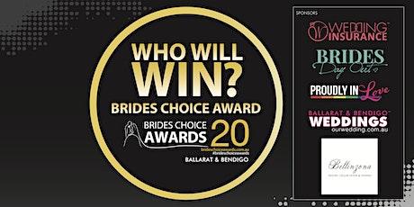 Ballarat & Bendigo Brides Choice Awards Gala Cocktail Party 2020 tickets