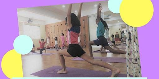 Free Kids Yoga Class