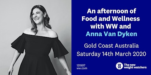 An afternoon of Food and Wellness with WW and Anna Van Dyken