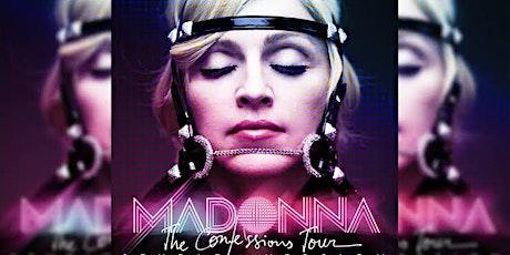 Madonna Confessions Tour - Melbourne tickets