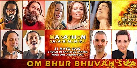 Marathon de Gayatri Mantra II - 6 Horas de Mantra entradas