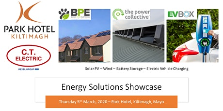Energy Solutions Showcase tickets