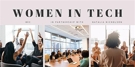ONLINE Women in TECH MASTERMIND GROUP tickets