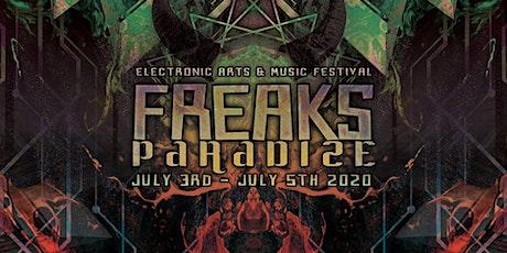 FREAKS PARADIZE FESTIVAL 2020 tickets