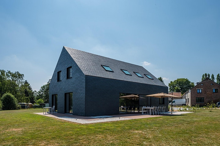 CPD seminar - Specifying natural roofing slate image