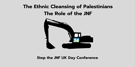 POSTPONED: Stop the JNF UK Day Conference tickets