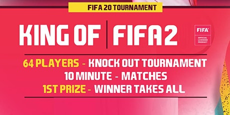 King of FIFA 2 tickets