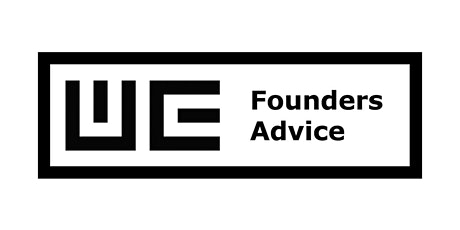 Founders Advice #98 - Legal Special mit Weber & Co Tickets